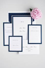 create invitations navy wedding invitations marialonghi
