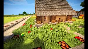 minecraft rustic medieval farm youtube