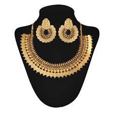 coin jewelry necklace images Temple jewellery coin necklace set mandir ke jevar temple jpg