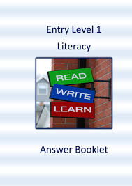 entry level 1 literacy by joanneasda teaching resources tes