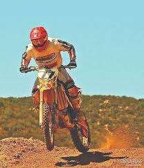 how to race motocross motocross action magazine the hollywood stuntmen of motocross