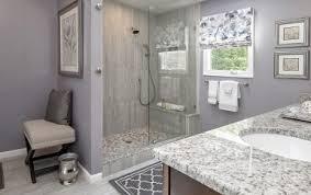 Gray Purple Bathroom - bathroom styles decorating den interiors
