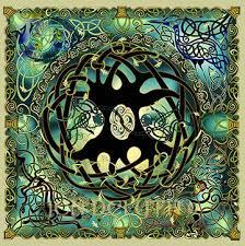 celtic tree of by jen delyth celtic myth and symbol