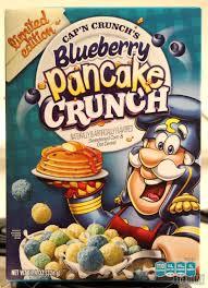 cap u0027n crunch u0027s blueberry pancake crunch review