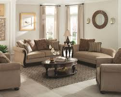 Traditional Living Room Furniture Stores by Beasley Sofa In Brown Fabric 505241 By Coaster W Options
