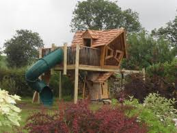 backyard playground ideas how to add a roof to a diy wooden