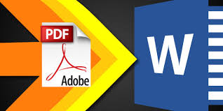Pdf To Word To Convert Pdf To Word For Free