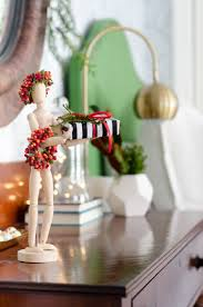 Christmas Decorations To Make At Home by Christmas Tour 2016 Entryway And Guest Room The Chronicles Of Home