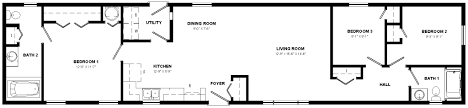 comeau mini home floor plan mini homes home designs