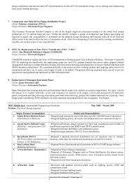 Instrumentation Project Engineer Resume 5th Grade Book Report Sample Error Analysis In Thesis Essays Of Eb
