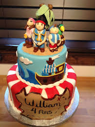 pirate jake and friends 4 year old birthday cakecentral com