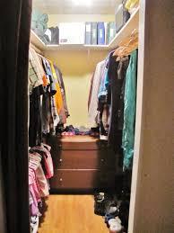 very small walk in closet house design ideas