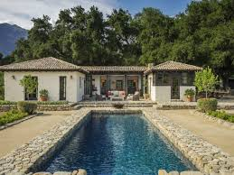 historic hacienda ranch ojai ca single family home santa