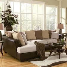 Sectional Sofas For Small Living Rooms Best Sectional Sofas For Small Spaces Overstock Pertaining Wood