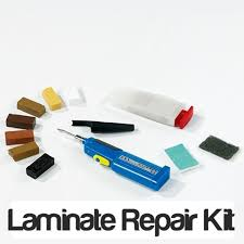 remove wax from simple laminate flooring installation with
