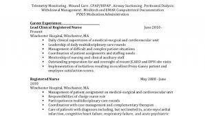 nursing resume exles for medical surgical unit in a hospital med surg nurse resume exles medical surgical nurse resume job