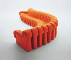Creative Sofa Design This Caterpillar Sofa Is My Dream Couch Each Part Moves