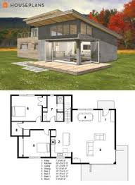 energy saving house plans modern energy efficient cabin home with floor plan plan 497