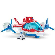 meet paw patrol air patroller plane paw patrol toy paw