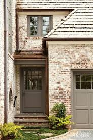 limewashed brick exteriors pinterest bricks trim color and