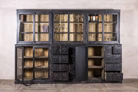 Large Bar Cabinet Large Bar Cabinet Shop Display Unit Peppermill Interiors