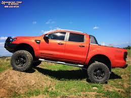 Ford Ranger Truck Rims - ford ranger wildtrak xd series xd811 rockstar 2 wheels satin black