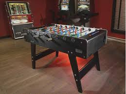 vintage foosball table for sale foosball tables how to buy the right one vintage bbf