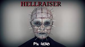 hellraiser pin head halloween makeup bald cap youtube