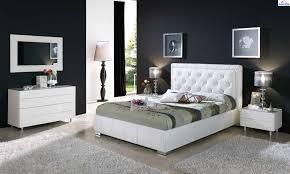 cool furniture black and white modern bedroom descargas mundiales com