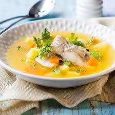cuisiner de la dorade recette soupe de filet de dorade aux légumes facile rapide