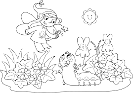 free tooth fairy coloring sheet tooth fairy pillow
