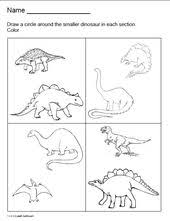 fall activity sheets for preschoolers learn curriculum dinosaur