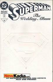superman the wedding album superman the wedding album comic books for sale buy superman