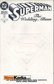superman wedding album superman the wedding album comic books for sale buy superman