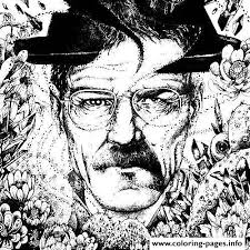print breaking bad angelarizza com coloring pages