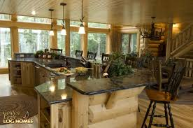 golden eagle log homes log home cabin pictures photos logs cabin home homes house kitchen dining area