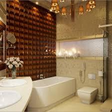 Bathroom Tile Glaze Bathroom Bright Brown Glazed Walls Bathroom Tiles Bathroom Interiors