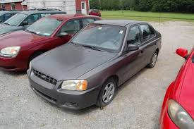 hyundai accent 2001 for sale used 2001 hyundai accent for sale in robert mo
