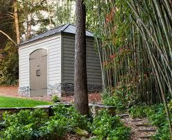 Garden Shed Decor Ideas Sumptuous Backyard Sheds Technique San Francisco Modern Garage And