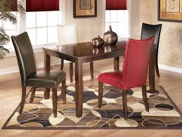 Black Modern Dining Room Sets Dining Room 9 Dining Room Red Fabric Dining Room Chair With