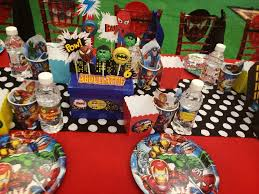 marvel baby shower squad marvel characters birthday party ideas photo 21