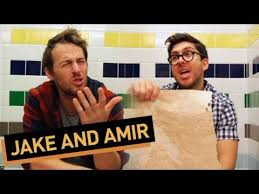 jake and amir thanksgiving scroll