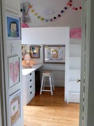 Loft Bed With Desk For Kids Best 25 Kids Loft Bedrooms Ideas On Pinterest Girls Bedroom
