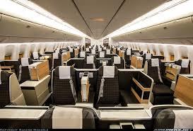 Boeing 777 Interior Boeing 777 3de Er Aircraft Picture Aircraft Interiors
