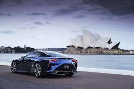 lexus lfa wallpaper 1080p first lexus lf lc concept in blue color for 2012 australian motor show