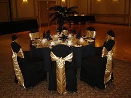black and gold wedding ideas breathtaking black and gold wedding table settings 11 about