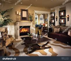 Pictures Of Beautiful Living Rooms Beautiful Living Room Architecture Stock Images Stock Photo