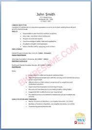 Sample Resume Objectives For Dietitian by Dietician Sample Resumes