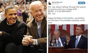 Obama Happy Birthday Meme - barack obama wishes joe biden happy birthday with a meme daily