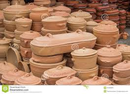 clay ware for sale stock photo image 43260084